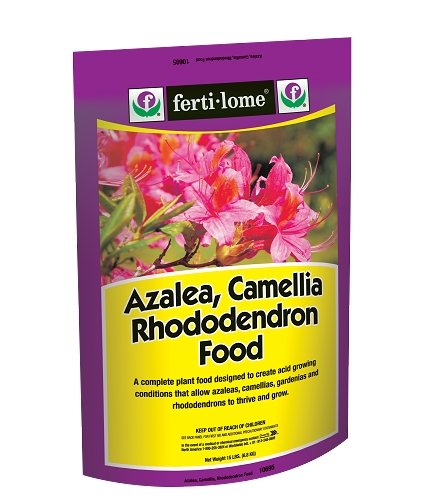 Fertilome Azalea Camellia and Rhododendron Food